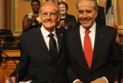 Dole, McGovern Receive Distinguished World Food Prize