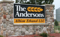 The Andersons Ethanol facility
