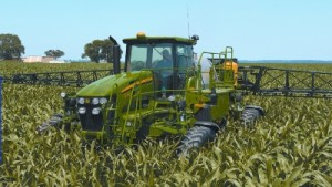 Sprayers: Small, But Reliable