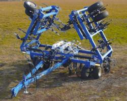 DW series fertilizer toolbar, Dalton Ag Products