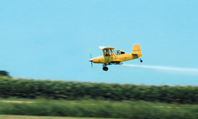Pinnacle Agriculture Buys Max Birney Aerial Spraying