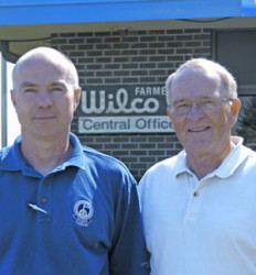 Wilco-Agriliance Bill Hubbell, Larry Ferguson