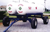 Duo-Lift N-2900 NH3 Wagon