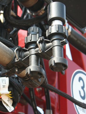 Expert: Selection Of Right Sprayer Nozzle Can Make Or Break Yields