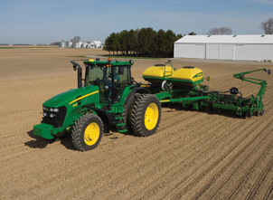 John Deere, GreenStar 2 Swath Control Pro for planters
