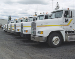Ritter Crop Services Truck fleet
