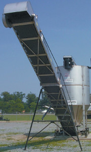 Adams Vertical Blending System
