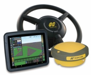 System 350, Topcon Positioning Systems