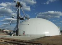 Concrete Dome Retail Storage