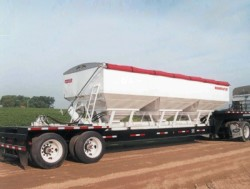 Tyler MT24 tender, Ag Systems