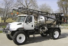 Stahly Extralite 1000XL Sprayer