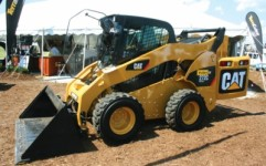 Caterpillar 272C Loader
