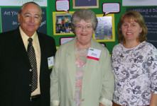 Janet Braun, Ray and Marilyn Sullivan MACA Ambassador