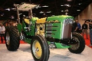 John Deere 4020: Something Sporty