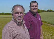 Growmark Bill Volkmar, Rick Hatz