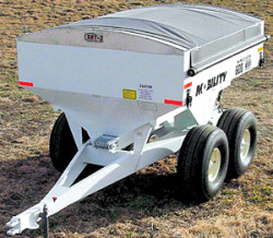 Dalton Ag Mobility Dry Fertilizer Spreader