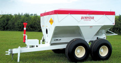 Dempster Clipper 200 Spreader