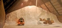 Nitrogen fertilizer storage, CHS