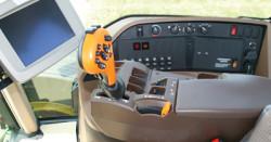 Deere 8030 series cab