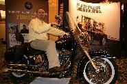 Tod Borge Harley