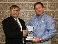Eric Sfiligoj, Hagie Chad Georgeson Product Of The Year