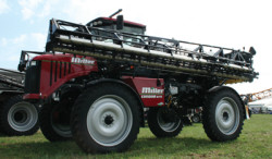 Miller Application Condor Sprayer