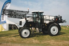7660 sprayer, Spra-Coupe