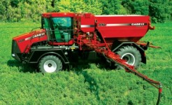 Flex-Air pneumatic applicator, Case IH