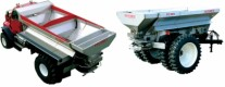 Agforce spinner spreader, Force Unltd.