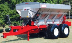 40 PTT-FT EXW spreader, Chandler Equipment