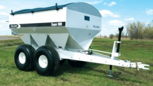 8 Spreaders For 2011 Season