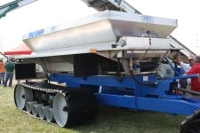 Big Shot Track Spreader | Doyle Equipment Manufacturing Co.