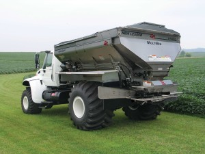 L4000G4 with MultiBin, New Leader/Highway Equipment Co.