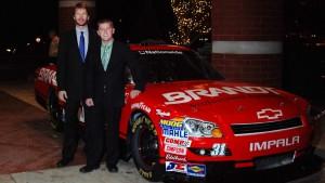 BRANDT To Sponsor Allgaier In NASCAR Sprint Cup Series Races