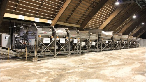 Yargus Declining Weigh Blend System, Yargus Manufacturing