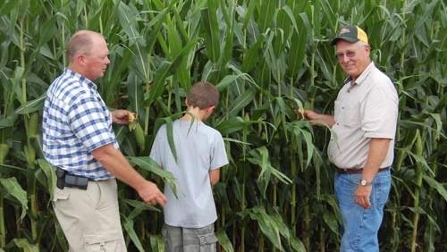 SmartStax RIB Complete Corn