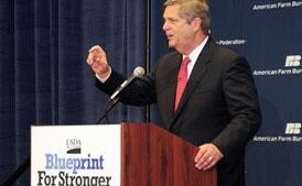 Vilsack Announces New Drought Assistance To America's Producers
