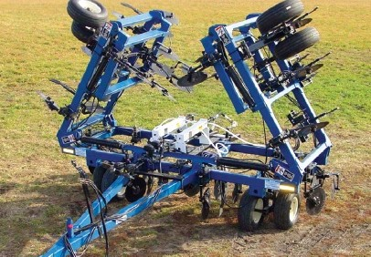 Dalton Ag DW series toolbar