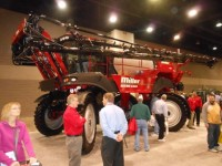 Miller 4333 Nitro Series Sprayer