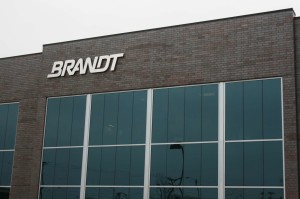 The BRANDT headquarters building in Springfield, IL.