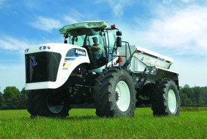 GVM Double Duty Fusion Ready  Spreader on E325 Prowler