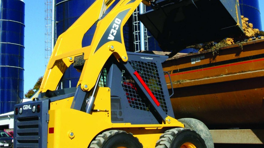 Front-End Loaders That Take A Load Off