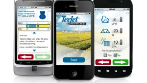 TeeJet SpraySelect App Makes Tip Selection Easier Than Ever