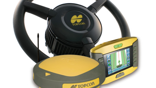 Topcon System 150