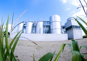 Germany's largest cellulose ethanol plant inaugurated in Straubing.