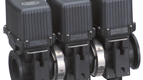 540 Series Boom Shutoff Manifold, TeeJet