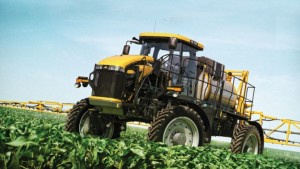 AGCO, Deere Top Self-Propelled Sprayers Among Ag Retailers