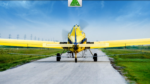 Aerial Application Plane, Air Tractor