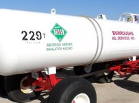 Burroughs Ag Services Anhydrous Tanks