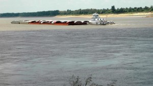 Barge Shipping On Mississippi Still At Risk From Low Levels